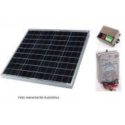 Kit solar cerca elétrica 3500m lineares