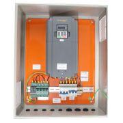 Quadro Bombeamento Solar com Inversor 4kw para Bomba até 3cv/ Trif 220V