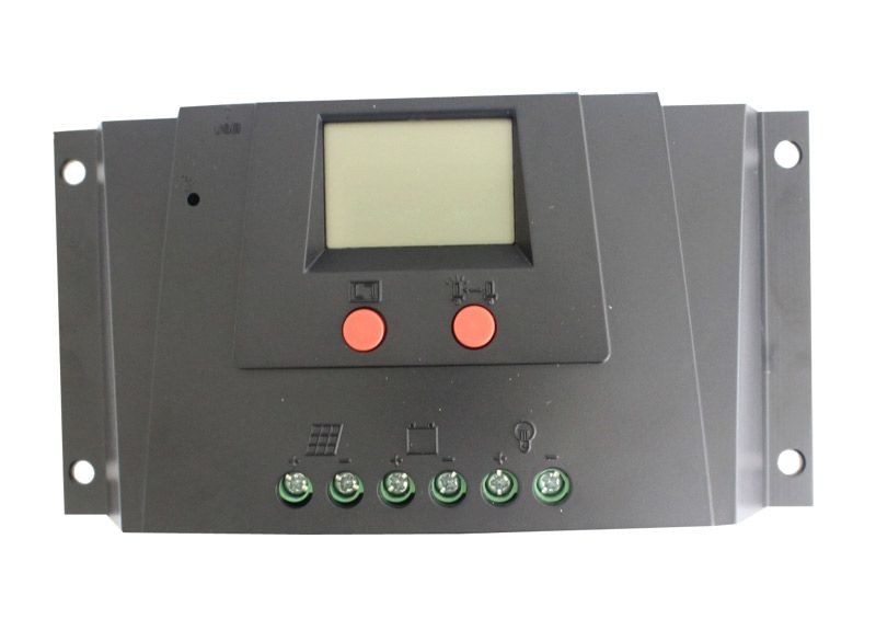 Controlador de Carga 10A - 12/24V  - Kasatec Energia Solar