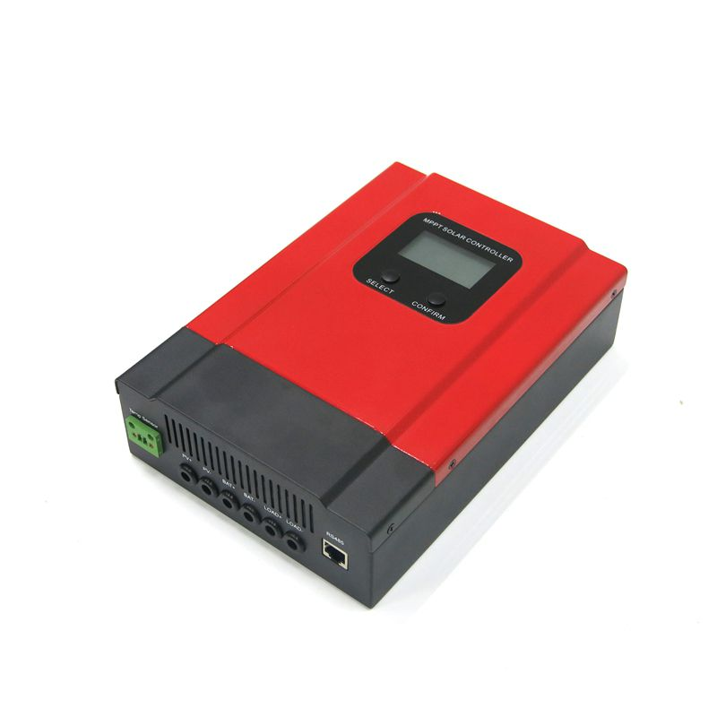 Controlador de carga MPPT 30A 12/24/36/48V  - Kasatec Energia Solar