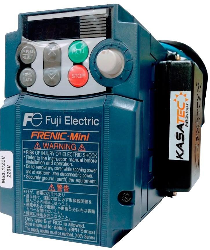Inversor - Bombeamento Solar - Motor até 1/2cv trif. 220v