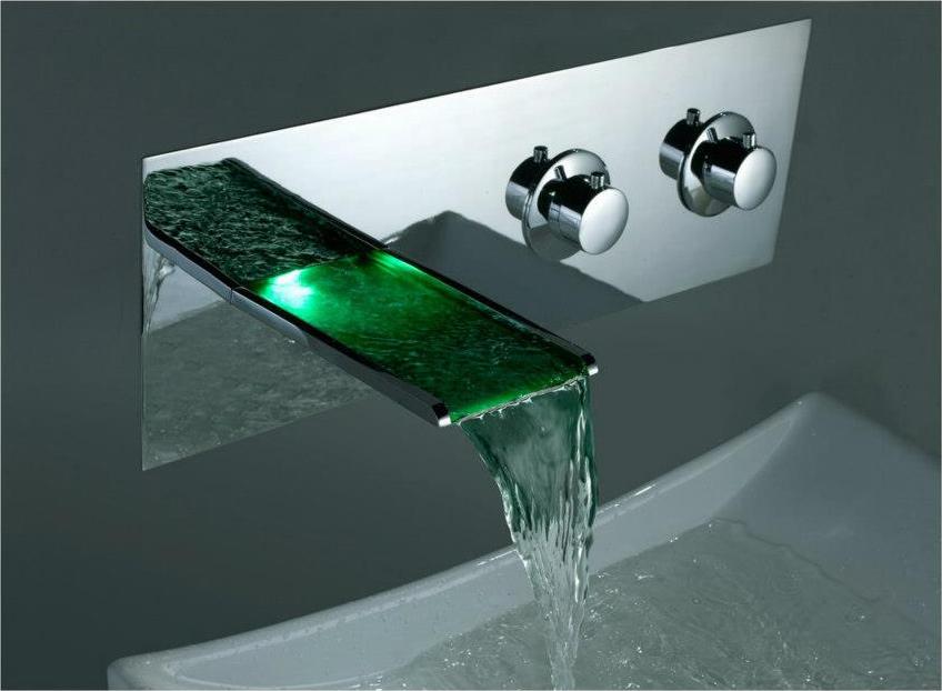 Torneiras Banheiro Luxo Em Casa Lustres Pendentes
