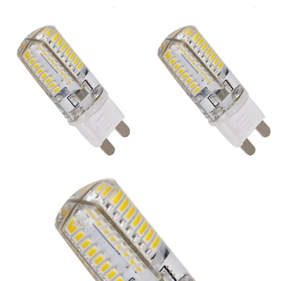 Kit 3 Lampadas G9 LED