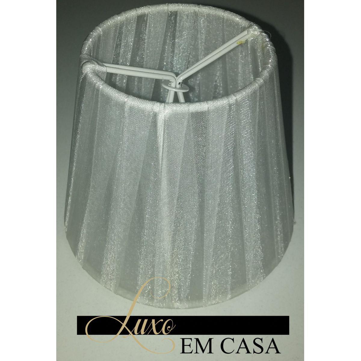 Cupula para Lustre Candelabro