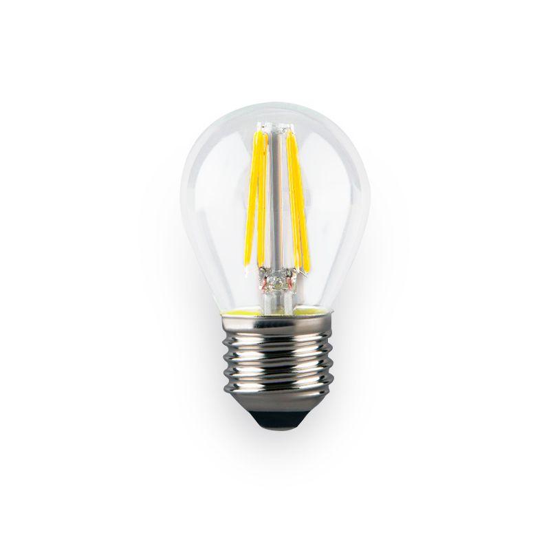 Kit 10 Lampada Led E26 4w 110v Bulbo