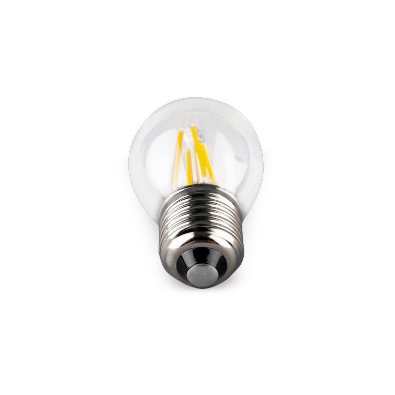 Lampada Led E26 4w 110v Bulbo
