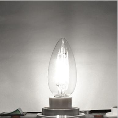 LAMPADA LED MODELO E12 VELA