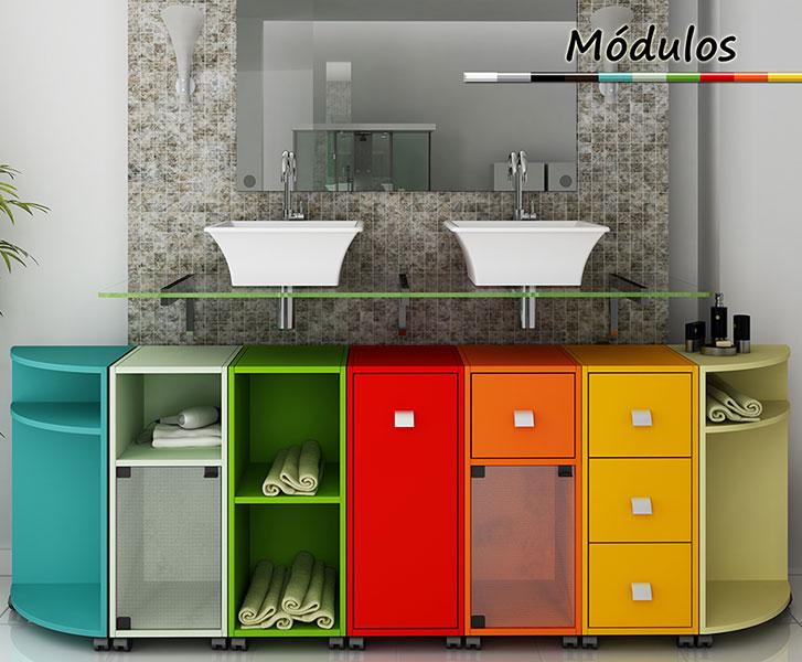 Módulo de Madeira - MDF - Girassol