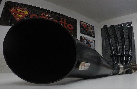 Hornet 4 polegadas  - Soffiatto