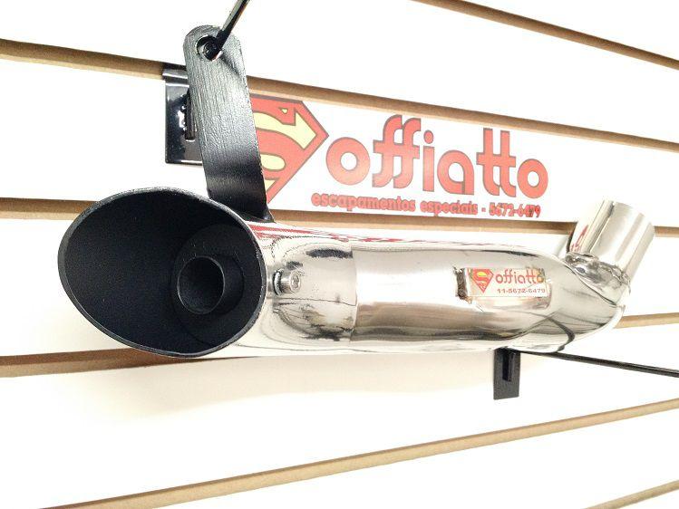 Ponteira esportiva CBR 1000 rr Fireblade  - Soffiatto