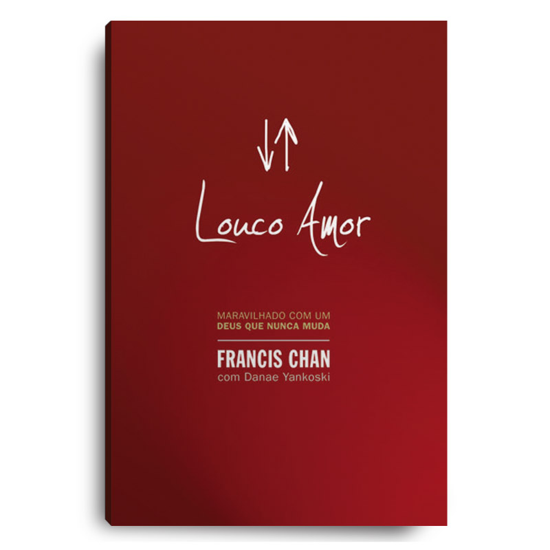 Livro Louco Amor  - Jesuscopy