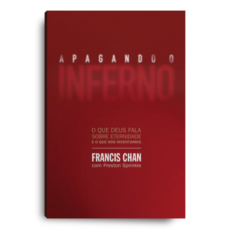 Livro Apagando o Inferno  - Jesuscopy