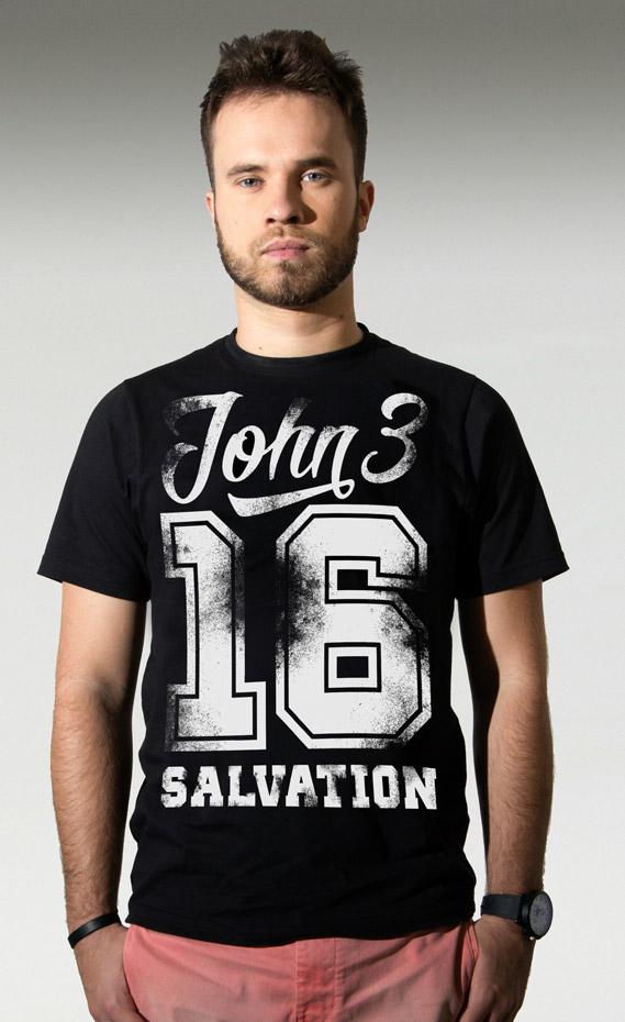 Camiseta John 3:16  - Jesuscopy