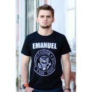 Camiseta Emanuel- Masculina
