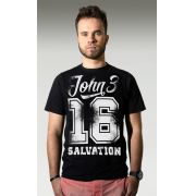 Camiseta John 3:16- Masculina