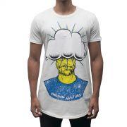 Camiseta Cloudman - Masculina  #REINODEPONTACABEÇA