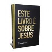 Biblia - Este livro é sobre Jesus - NVT