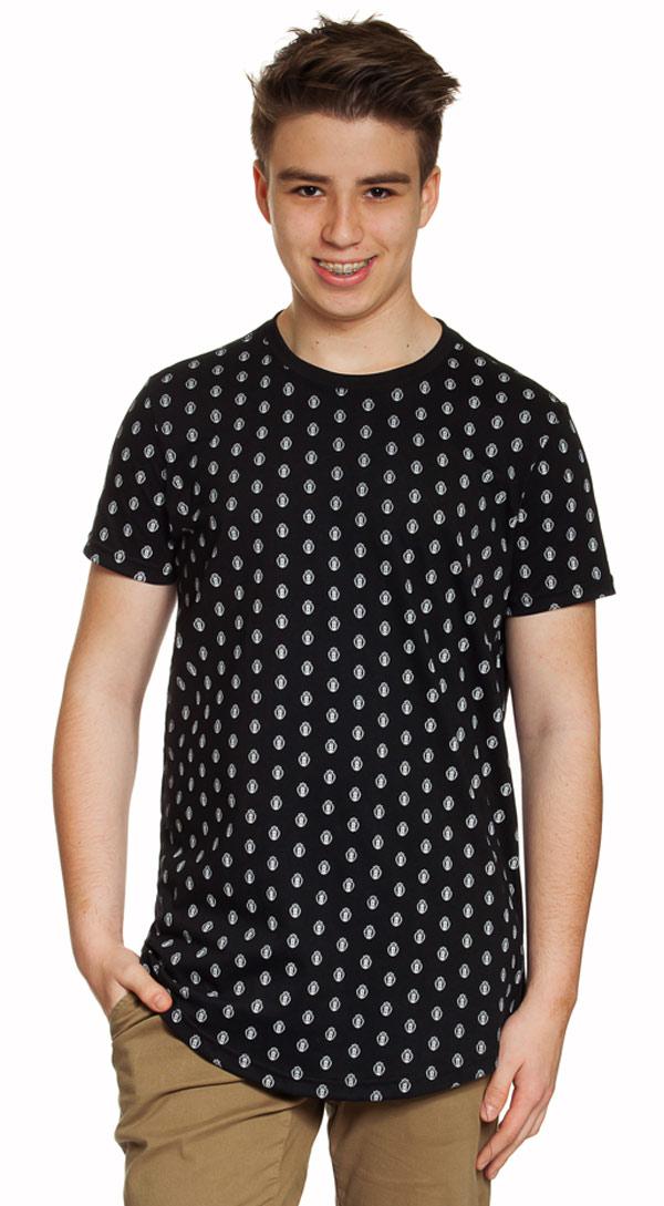 Camiseta Cordeiro e Leão (Pattern)  - Jesuscopy