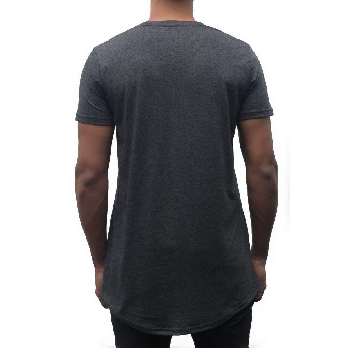 Camiseta Pelo Rei e Pelo Reino Masculina - #REINODEPONTACABEÇA  - Jesuscopy