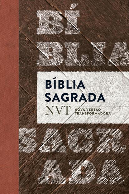Biblia NVT - Madeira  - Jesuscopy