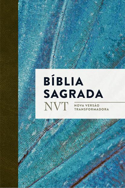 Biblia NVT - Azul  - Jesuscopy