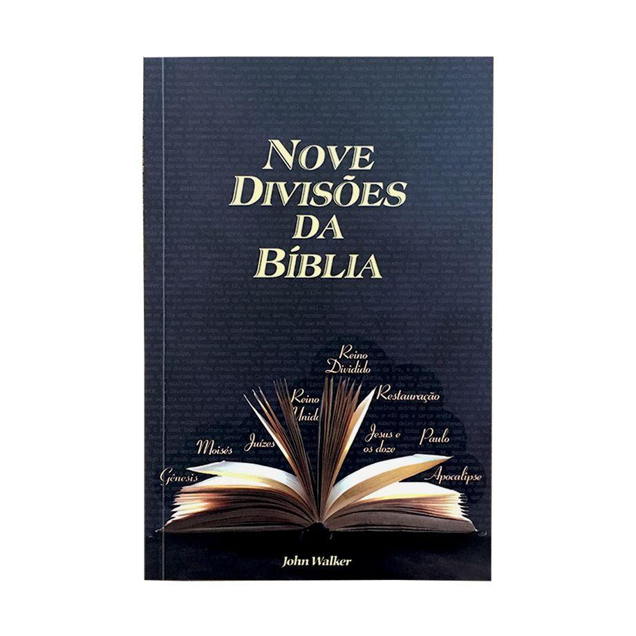 Nove Divisões da Bíblia  - Jesuscopy