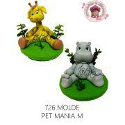 MOLDE PET MANIA M
