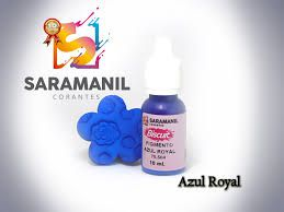 PIGMENTO LIQUIDO AZUL ROYAL 10ML