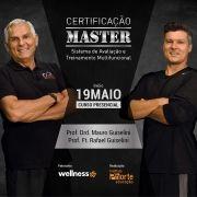 Certificação Master - Sistema de Avaliação e Treinamento Multifuncional (Mauro Guiselini e Rafael Guiselini)
