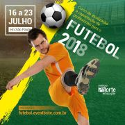 Curso de Atualização e Capacitação de Profissionais para o Futebol 2018 (16 a 23/07/18)
