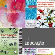 Kit Educação (Kit com 8 livros)