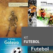 Kit Futebol (Kit com 5 livros)