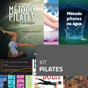 Kit Pilates (Kit com 6 livros)