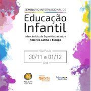 Seminário Internacional de Educação Infantil
