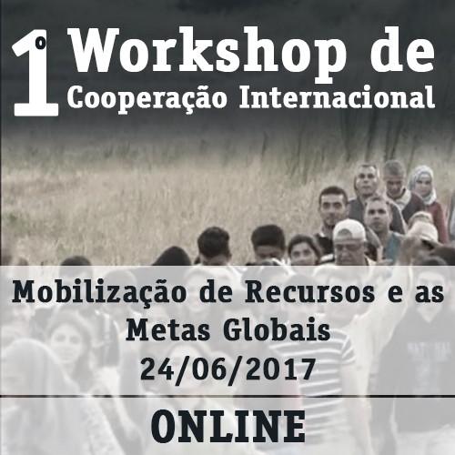 1º Workshop de Cooperação Internacional - Online (Filipe Páscoa e Marcelo Oliveira Paiva)  - Cursos distância e aulas online Instituto Phorte Educação.