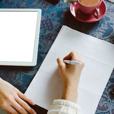 Aprender a escrever: curso de escrita criativa (Alexandre Staut)  - Cursos distância e aulas online Instituto Phorte Educação.