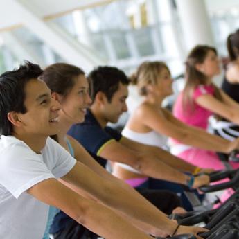 Ciclismo Indoor (Wilmar dos Santos-Villas)  - Cursos distância e aulas online Instituto Phorte Educação.