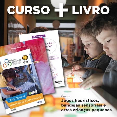 Combo Educação Infantil  - Cursos distância e aulas online Instituto Phorte Educação.
