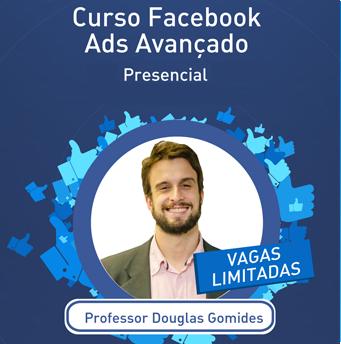 Curso presencial - Facebook Ads Avançado  - Cursos distância e aulas online Instituto Phorte Educação.