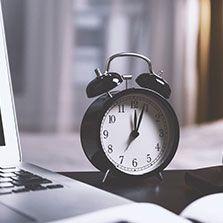Gerencie a utilização do seu tempo (Luiz Eduardo Gasparetto)  - Cursos distância e aulas online Instituto Phorte Educação.