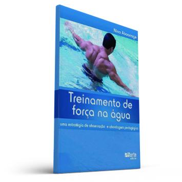 Treinamento de força na água (Antonio Michel Aboarrage Júnior)  - Cursos distância e aulas online Instituto Phorte Educação.