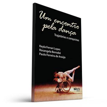 Um encontro pela dança (Keyla Ferrari Lopes, Rosangela Bernabé e Paulo Ferreira Araújo)  - Cursos distância e aulas online Instituto Phorte Educação.