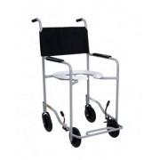 Cadeira de Rodas Banho Modelo 201 - Cinza - CDS