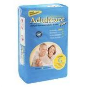 Fralda Geriátrica Adultcare Plus G (Pacote C/ 8 Unidades) - ADULTCARE