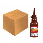 Riodeine Dermo Suave Tópico(iodopolividona 10%) 100mL - Cx c/30 - RIOQUÍMICA