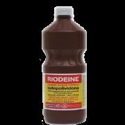 Riodeine Dermo Suave Tópico(iodopolividona 10%) 1L - RIOQUÍMICA