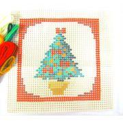 Kit Peso de Porta Árvore de Natal (2)