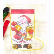 Kit Bota Papai-Noel com Pergaminho