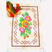 Kit Tapete Floral 18