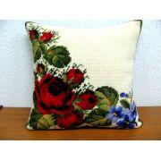 Almofada Rosas